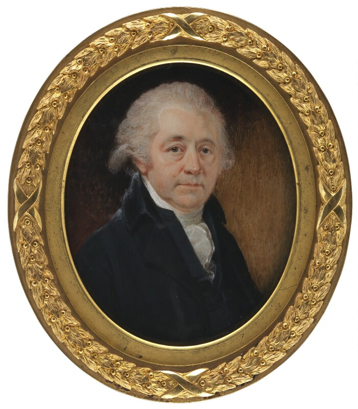Matthew Boulton, attributed to Anne Jessop, Lady Beechey, after  Sir William Beechey, circa 1799, based on a work of circa 1799 - NPG 1595 - © National Portrait Gallery, London