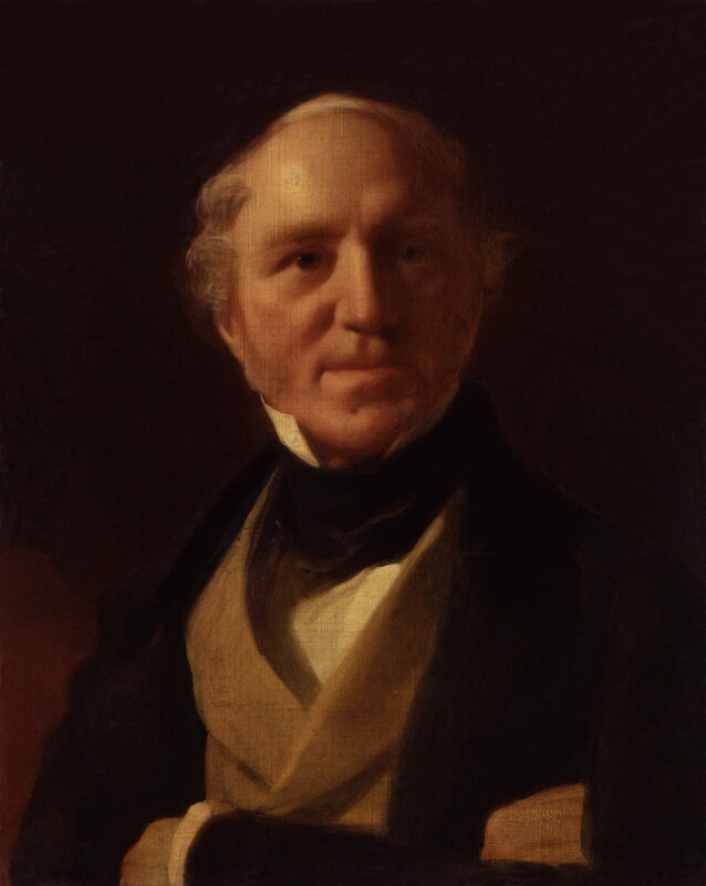 Sir Thomas Bourchier, by Samuel Laurence, 1846 - NPG 720 - © National Portrait Gallery, London