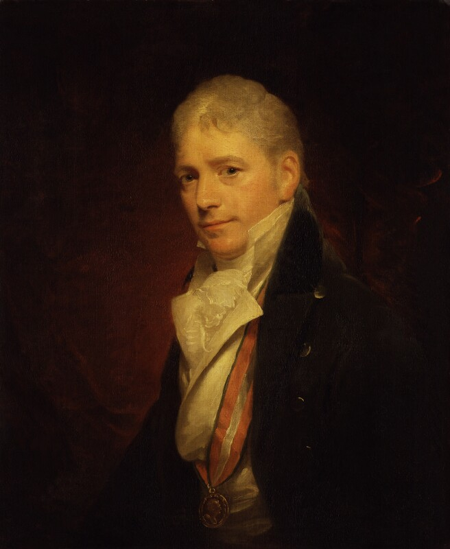 Sir Peter Francis Bourgeois, by Sir William Beechey, circa 1810 - NPG 231 - © National Portrait Gallery, London