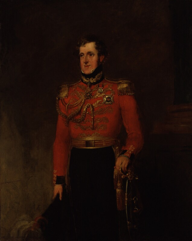 Sir Edward Bowater, by William Salter, 1837-1840 - NPG 3700 - © National Portrait Gallery, London