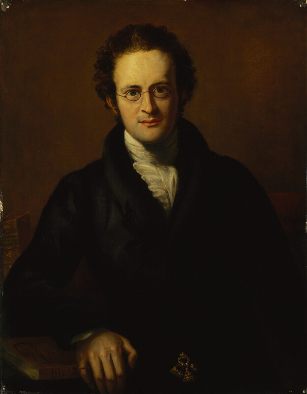 Sir John Bowring, by John King, 1826 - NPG 1113 - © National Portrait Gallery, London