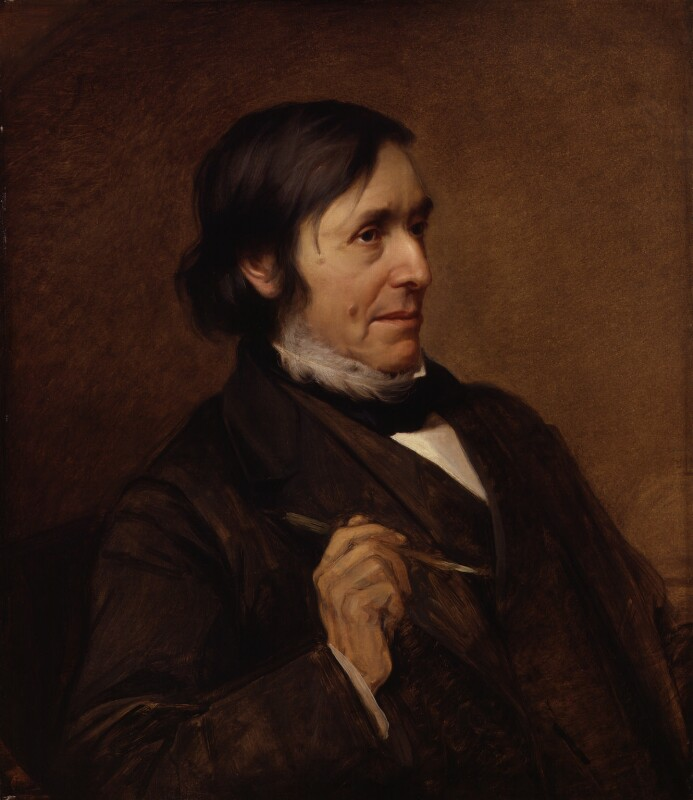 Sir William Boxall, by Michel Angelo Pittatore, 1870 - NPG 937 - © National Portrait Gallery, London