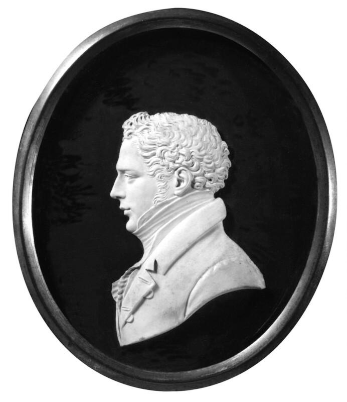 William Thomas Brande, attributed to Jean Baptiste Troye, circa 1820 - NPG 4819 - © National Portrait Gallery, London