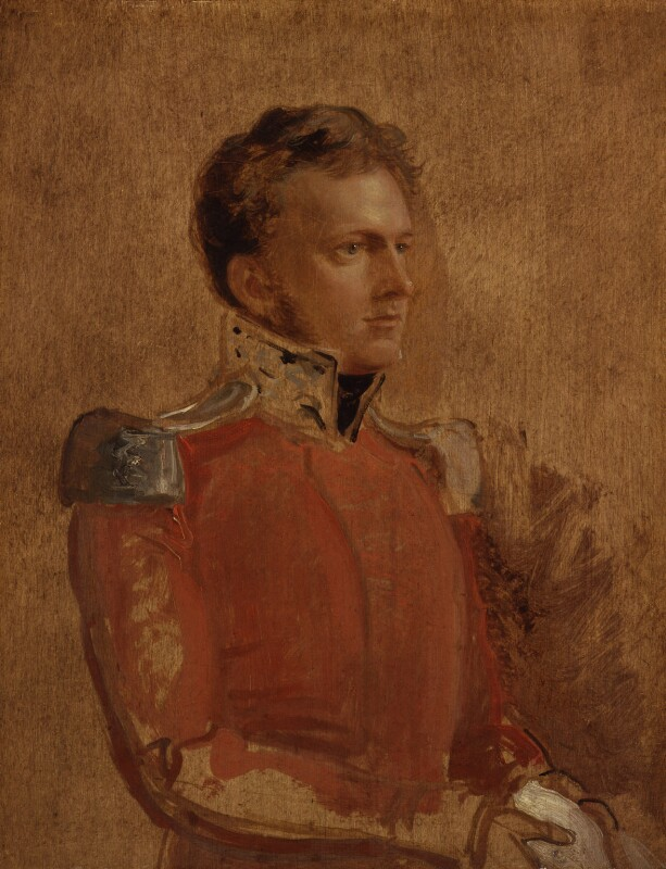 John Campbell, 2nd Marquess of Breadalbane, by Sir George Hayter, 1834 - NPG 2510 - © National Portrait Gallery, London
