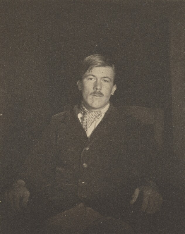 Gerald Brenan, by (Charles) John Hope-Johnstone, 1922 - NPG P134(20) - © reserved; collection National Portrait Gallery, London