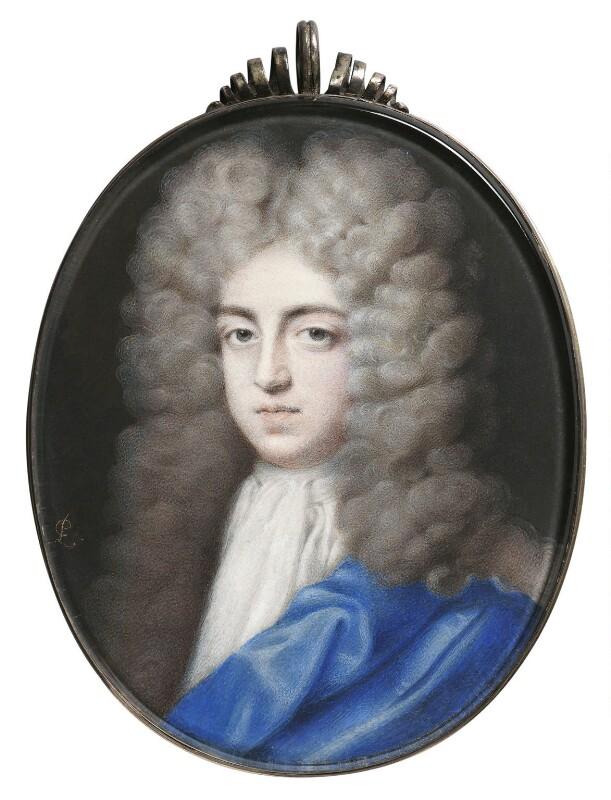 Henry Brett, by Peter Cross, 1703 - NPG 6305 - © National Portrait Gallery, London