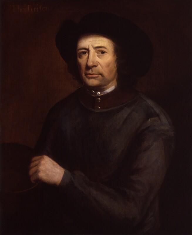 Thomas Britton, by John Wollaston, 1703 - NPG 523 - © National Portrait Gallery, London