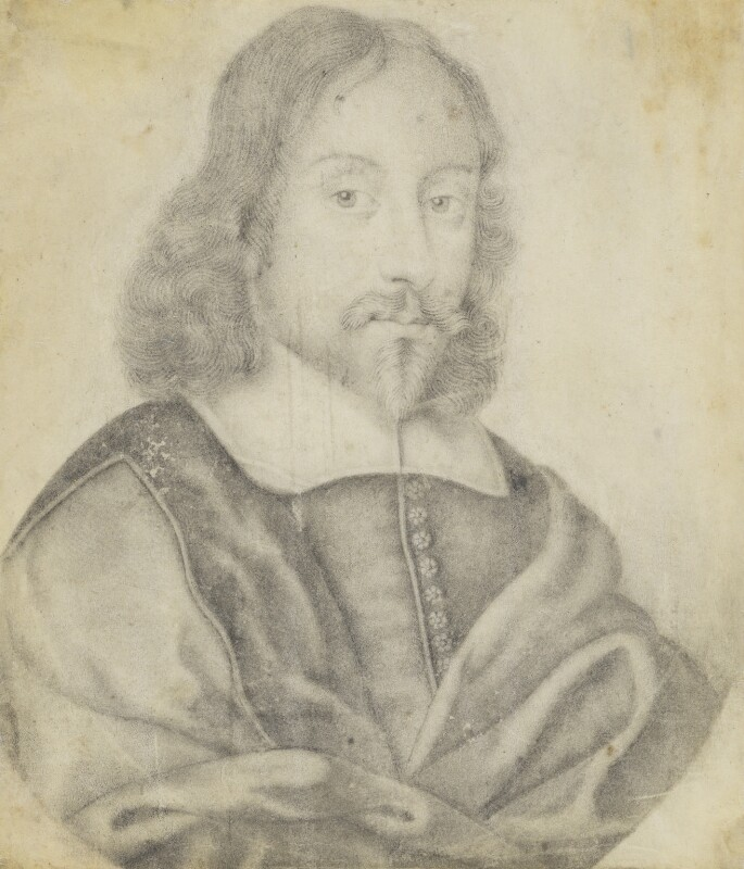 Sir Thomas Browne, by Robert White, late 17th century -NPG 1969 - © National Portrait Gallery, London