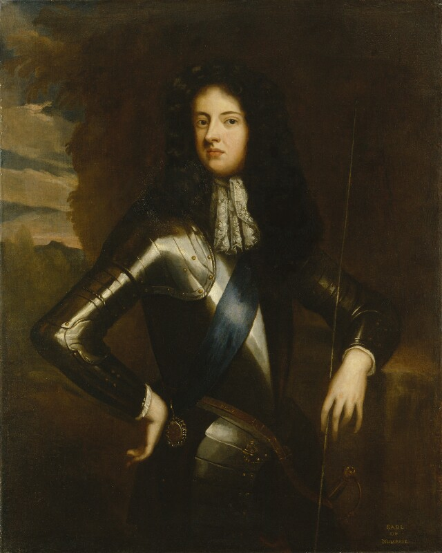 John Sheffield, 1st Duke of Buckingham and Normanby, after Sir Godfrey Kneller, Bt, based on a work of circa 1685-1686 - NPG 1779 - © National Portrait Gallery, London