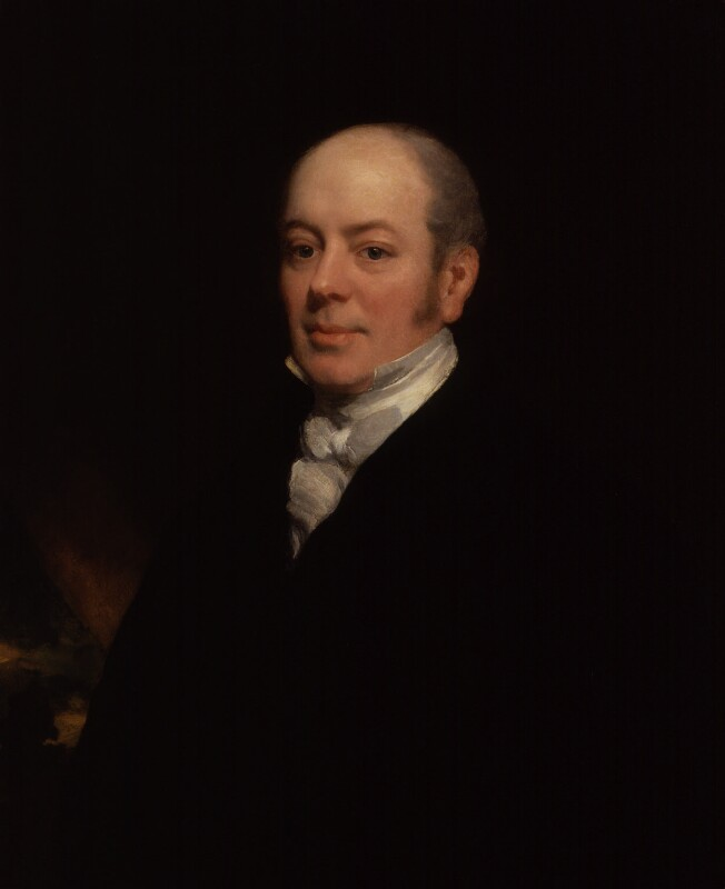 William Buckland, by Thomas Phillips, 1800-1825 - NPG 1275 - © National Portrait Gallery, London