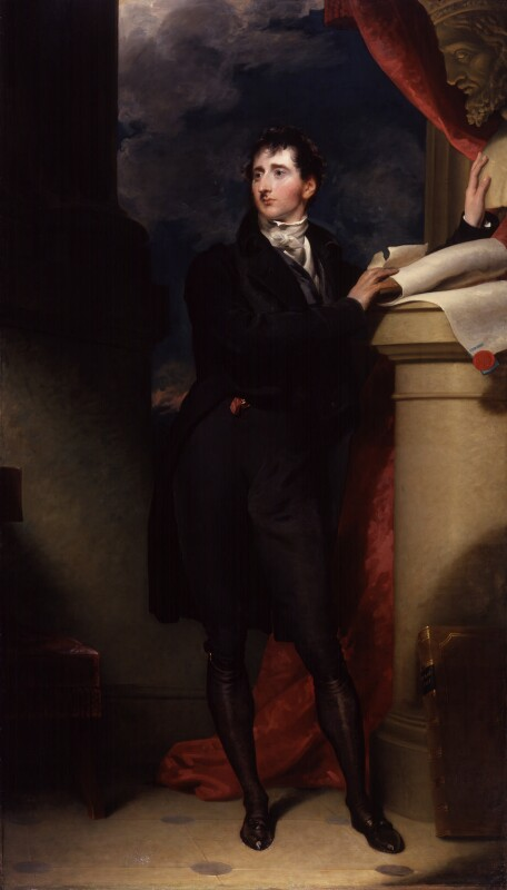 Sir Francis Burdett, 5th Bt, by Sir Thomas Lawrence, circa 1793 - NPG 3820 - © National Portrait Gallery, London