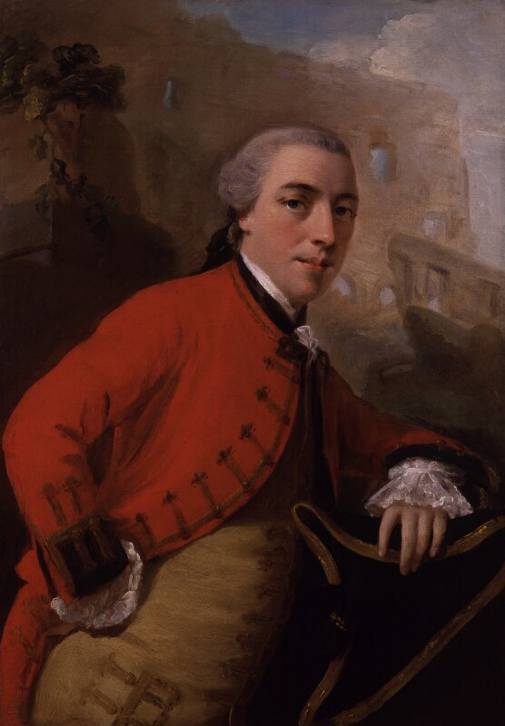 John Burgoyne, after Allan Ramsay, after 1756 - NPG 4158 - © National Portrait Gallery, London