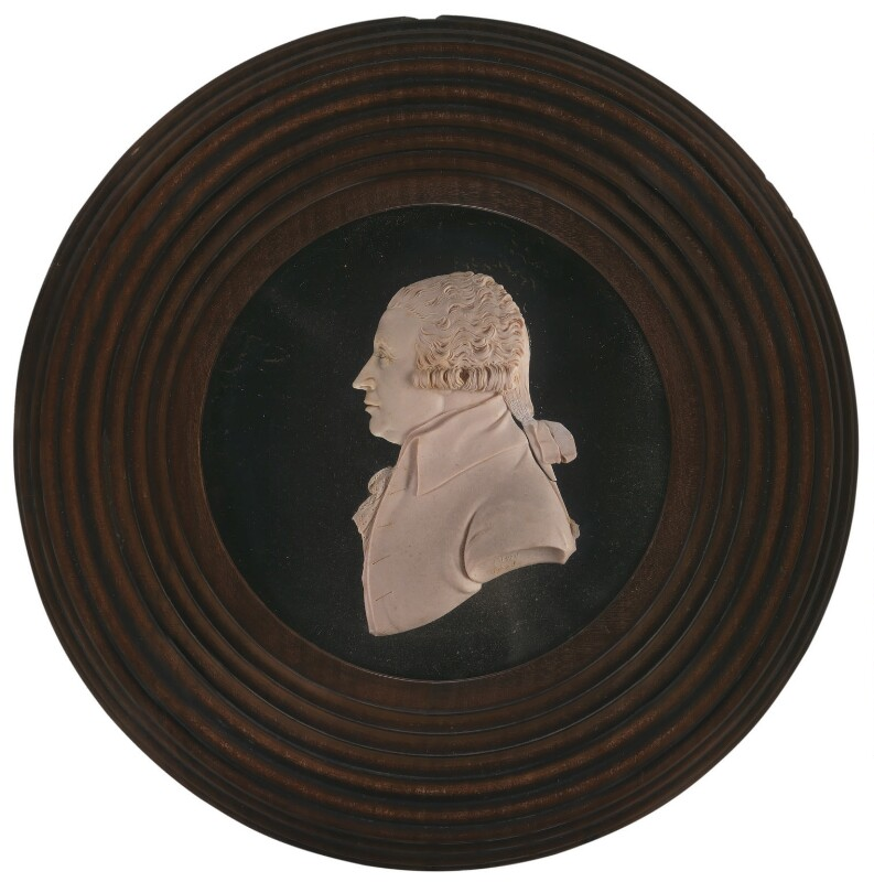 Edmund Burke, by Thomas R. Poole, 1791 - NPG 1607 - © National Portrait Gallery, London