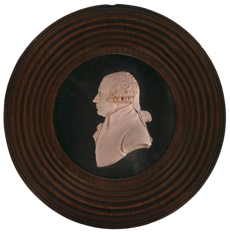 Edmund Burke, by Thomas R. Poole, 1791 -NPG 1607 - © National Portrait Gallery, London