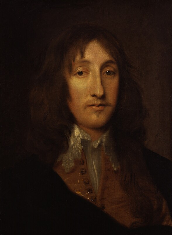 Richard Boyle, 1st Earl of Burlington and 2nd Earl of Cork, possibly after Sir Anthony van Dyck, based on a work of circa 1640 - NPG 893 - © National Portrait Gallery, London
