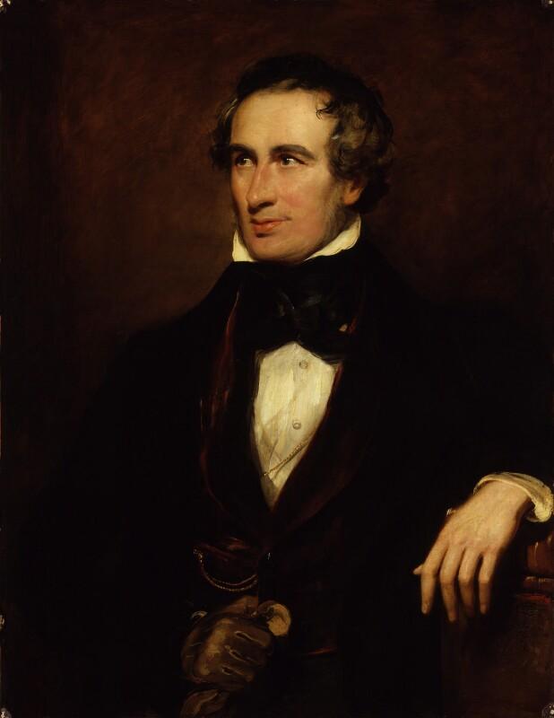 John Burnet, by William Simson, 1841 - NPG 935 - © National Portrait Gallery, London