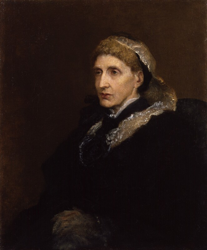 Josephine Elizabeth Butler (née Grey), by George Frederic Watts, 1895 - NPG 2194 - © National Portrait Gallery, London