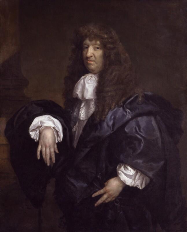 Samuel Butler, by Gilbert Soest, 1670s - NPG 2468 - © National Portrait Gallery, London