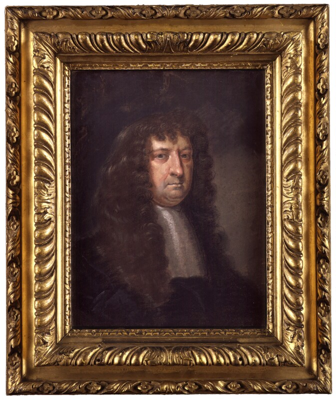 Samuel Butler, by Edward Lutterell (Luttrell), circa 1680 - NPG 248 - © National Portrait Gallery, London