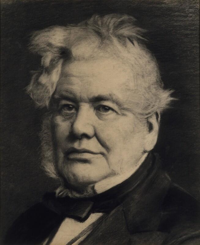 Isaac Butt, by John Butler Yeats,  - NPG 3831 - © National Portrait Gallery, London