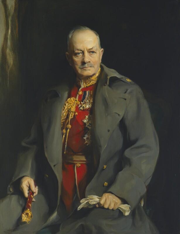 Julian Byng, 1st Viscount Byng of Vimy, by Philip Alexius de László, 1933 - NPG 3786 - © National Portrait Gallery, London
