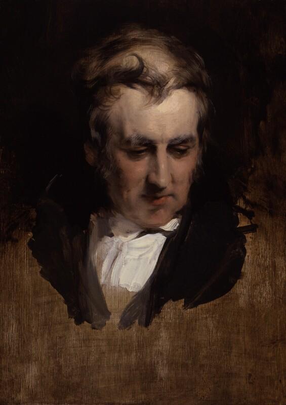 Sir Augustus Wall Callcott, by Sir Edwin Henry Landseer, 1833 - NPG 3336 - © National Portrait Gallery, London