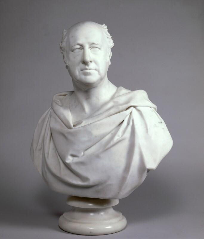 John Jeffreys Pratt, 1st Marquess Camden, by Sir Francis Leggatt Chantrey, 1835 - NPG 5241 - © National Portrait Gallery, London