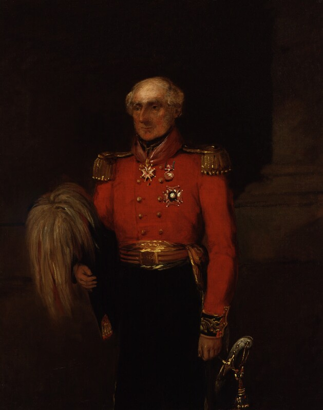 Sir Colin Campbell, by William Salter, 1834-1840 -NPG 3702 - © National Portrait Gallery, London