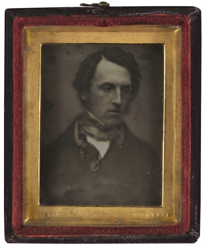 Charles John Canning, Earl Canning, by Richard Beard, 1840s - NPG P119 - © National Portrait Gallery, London