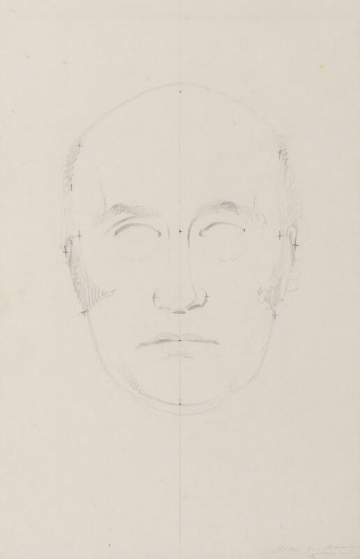 George Canning, by Sir Francis Leggatt Chantrey, circa 1818 - NPG 316a(10) - © National Portrait Gallery, London