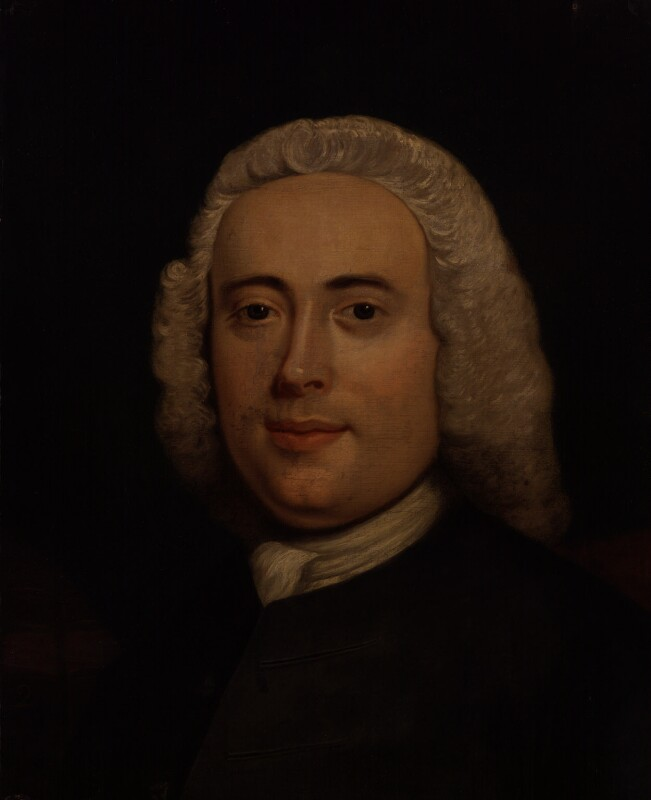 John Canton, by Unknown artist, 1740s -NPG 809 - © National Portrait Gallery, London