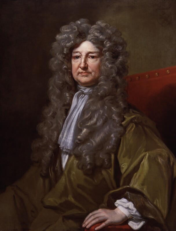 John Vaughan, 3rd Earl of Carbery, by Sir Godfrey Kneller, Bt, circa 1708 - NPG 3196 - © National Portrait Gallery, London