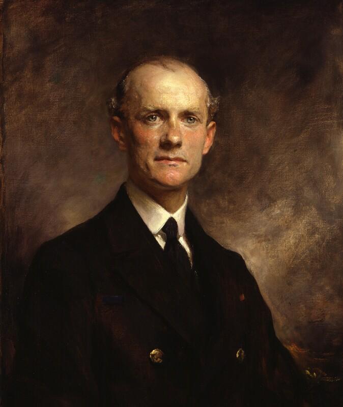 Alfred Francis Blakeney Carpenter, by Sir Arthur Stockdale Cope, 1918 - NPG 3971 - © National Portrait Gallery, London
