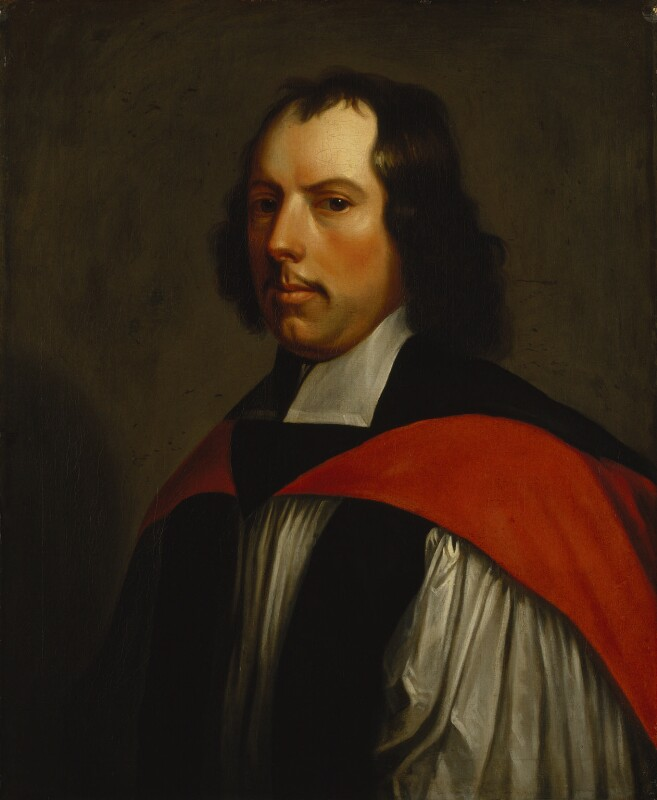 Thomas Cartwright, after Gilbert Soest, based on a work of circa 1680 - NPG 1090 - © National Portrait Gallery, London