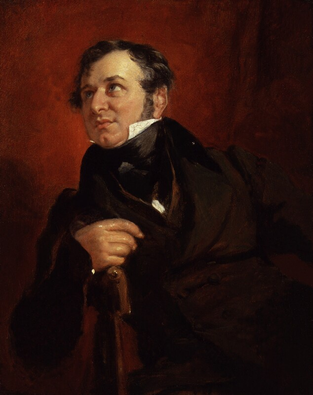 John James Chalon, by John Partridge, 1836 - NPG 4230 - © National Portrait Gallery, London