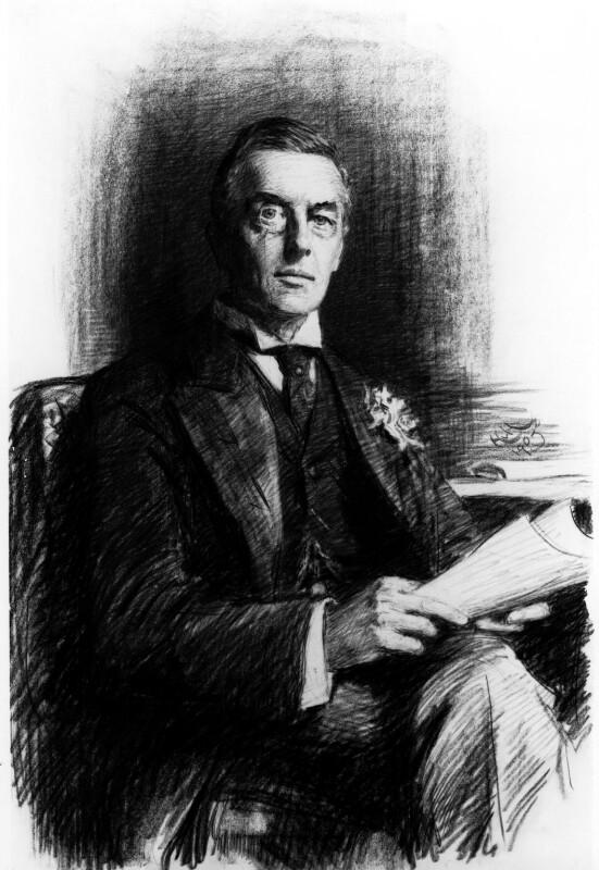 Joe Chamberlain, by Sir Hubert von Herkomer, 1903 - NPG 2779 - © National Portrait Gallery, London