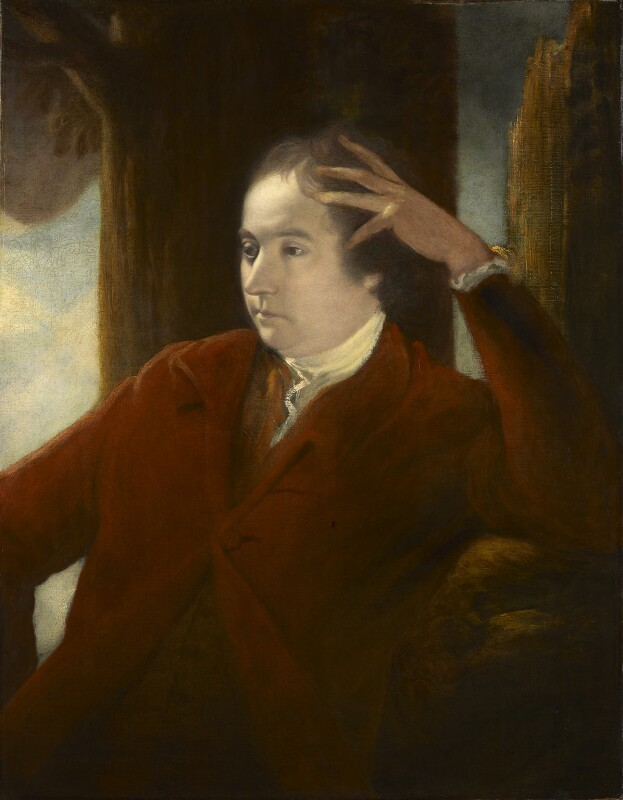 Sir William Chambers, by Sir Joshua Reynolds, circa 1756 - NPG 27 - © National Portrait Gallery, London