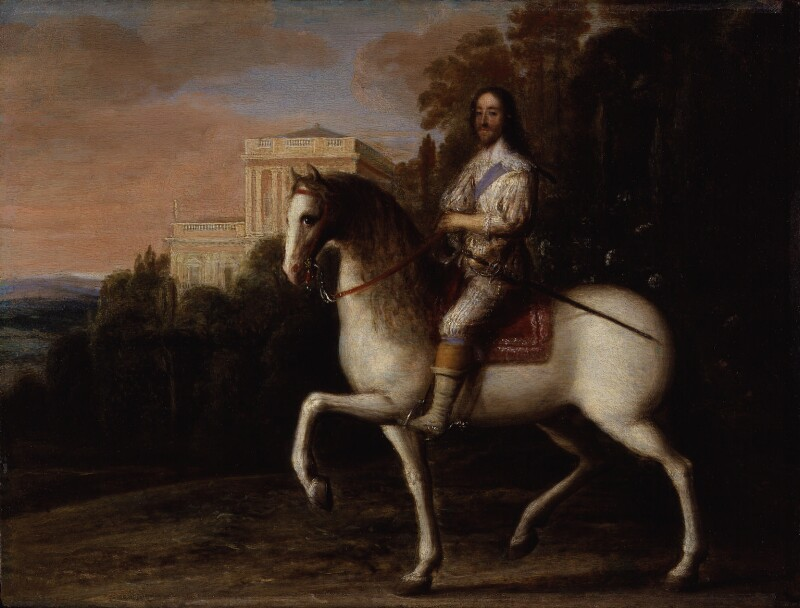 King Charles I, by Unknown artist, 1630s - NPG 4516 - © National Portrait Gallery, London
