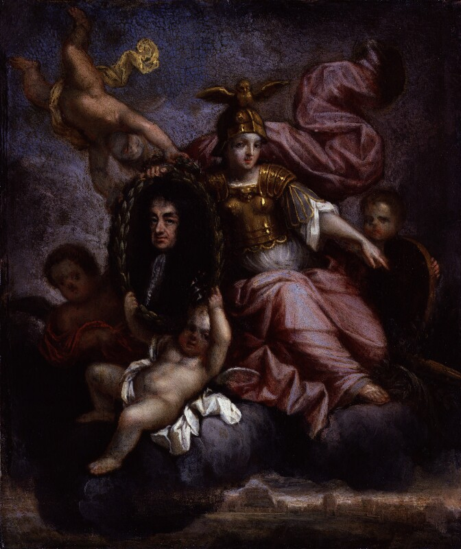King Charles II, by James Parmentier, circa 1685 - NPG 137 - © National Portrait Gallery, London