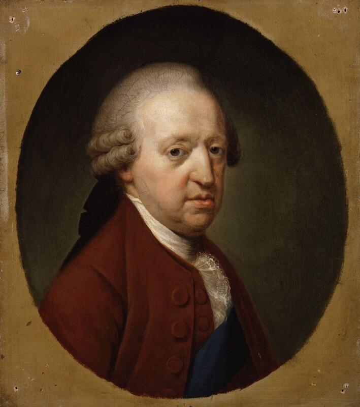 Prince Charles Edward Stuart, by Hugh Douglas Hamilton, circa 1785 - NPG 376 - © National Portrait Gallery, London