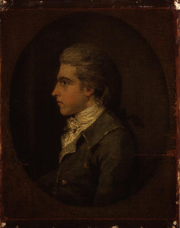 Thomas Cheesman, attributed to Francesco Bartolozzi, circa 1777 - NPG 780 - © National Portrait Gallery, London