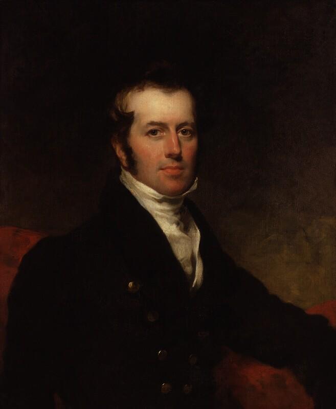 John George Children, by Benjamin Rawlinson Faulkner, 1826 - NPG 5151 - © National Portrait Gallery, London