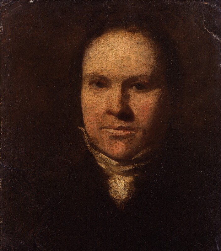 Unknown man, formerly known as Edward Daniel Clarke, by John Opie, circa 1805 -NPG 813 - © National Portrait Gallery, London