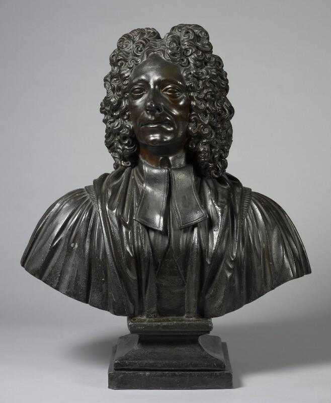 Samuel Clarke, by Jame Verhyck (Derhijck, Jamé Verhyck), 1719 -NPG 4838 - © National Portrait Gallery, London
