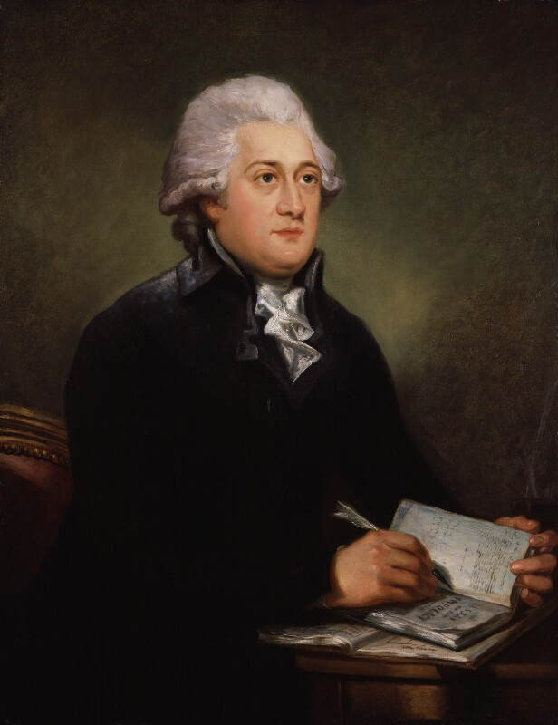 Thomas Clarkson, by Carl Fredrik von Breda, 1788 - NPG 235 - © National Portrait Gallery, London