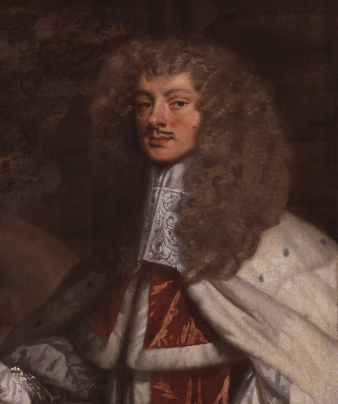 Thomas Clifford, 1st Baron Clifford of Chudleigh, after Sir Peter Lely, based on a work of 1672 - NPG 204 - © National Portrait Gallery, London
