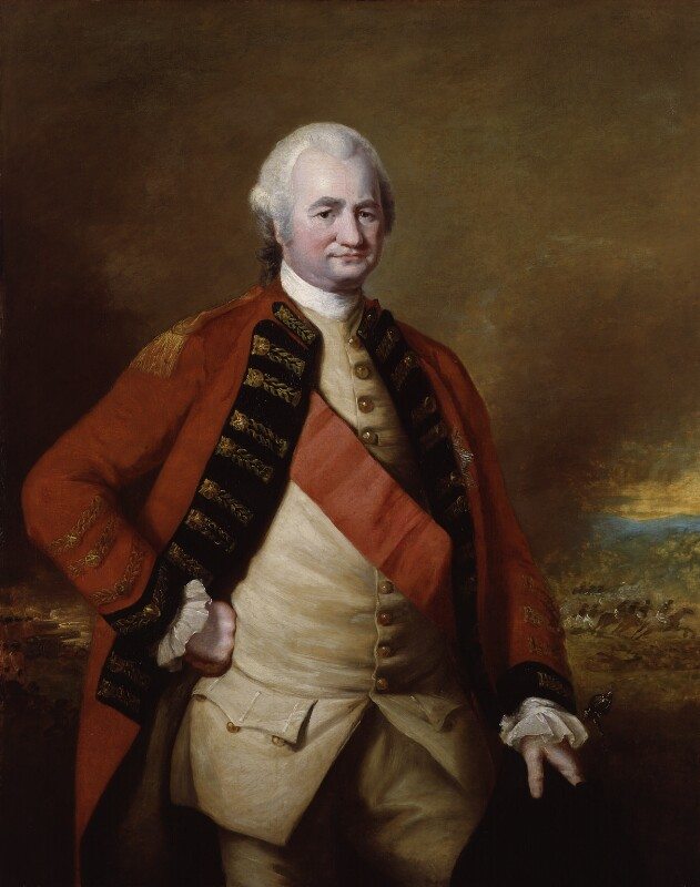 Robert Clive, 1st Baron Clive, studio of Nathaniel Dance (later Sir Nathaniel Holland, Bt), circa 1773 or after - NPG 39 - © National Portrait Gallery, London