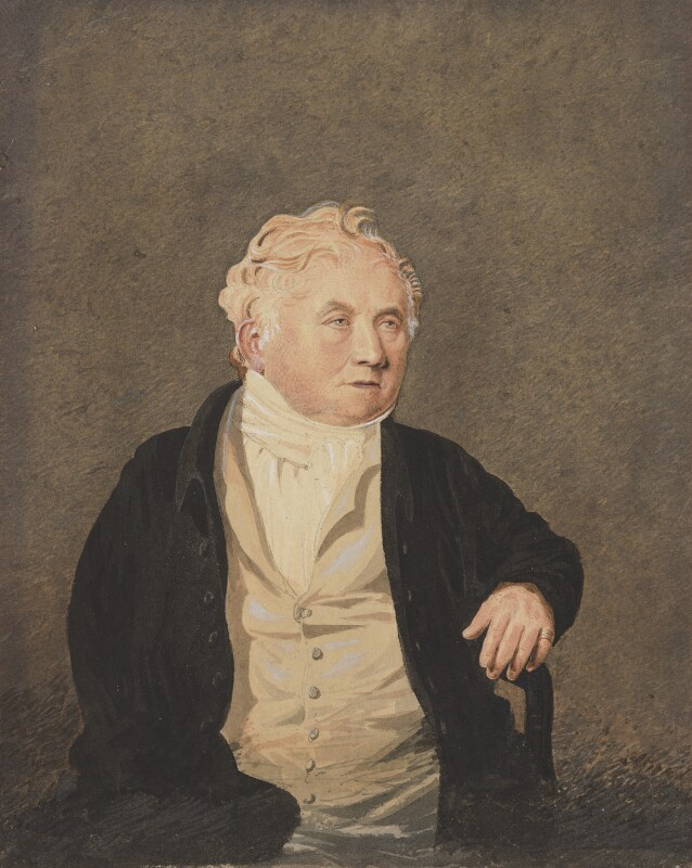 William Cobbett, by Unknown artist, circa 1805 -NPG 2877 - © National Portrait Gallery, London