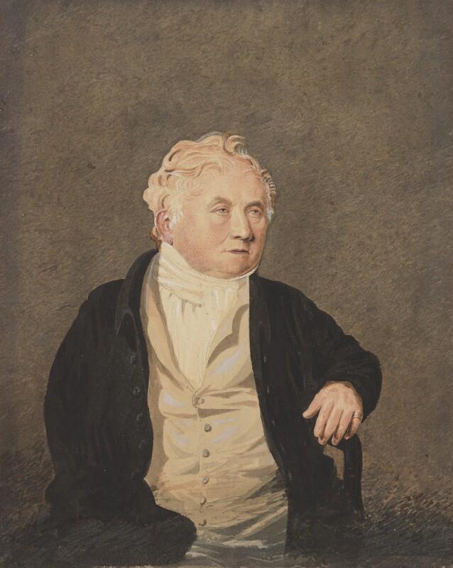 William Cobbett, by Unknown artist, circa 1805 - NPG 2877 - © National Portrait Gallery, London