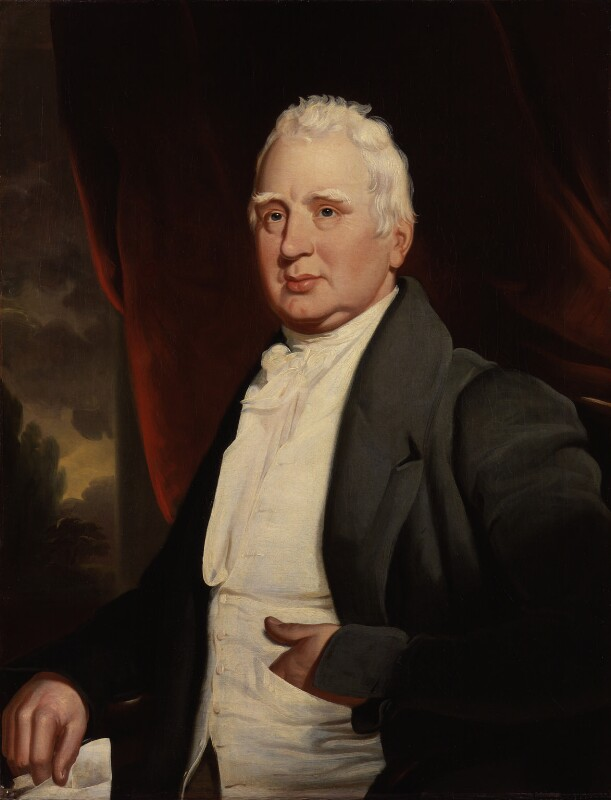William Cobbett, possibly by George Cooke, circa 1831 - NPG 1549 - © National Portrait Gallery, London
